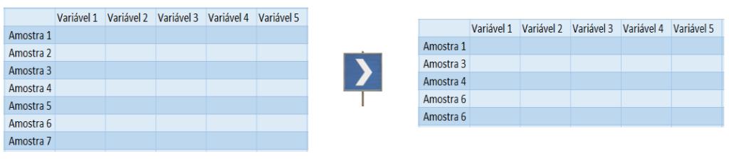 Bootstrap na seleção de amostras