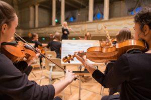 Muitos instrumentos para um resultado - Orquestra