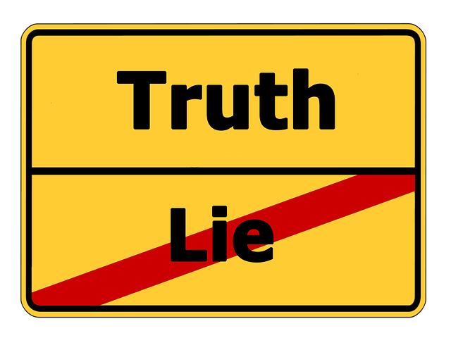 Verdade ou mentira